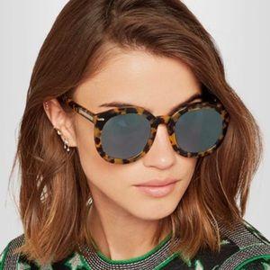 •Karen Walker• 'Super Duper Strength' Sunglasses